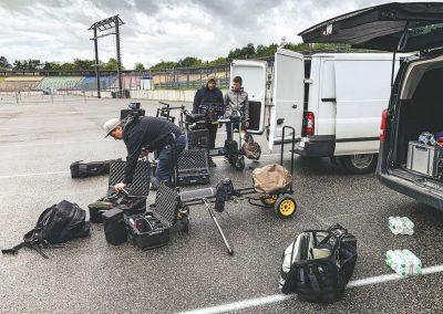 Videoproduktion Zürich Ausstattung