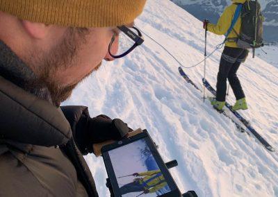Videoproduktion Zürich in den Bergen