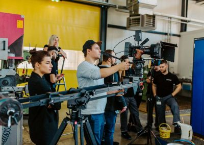 Videoproduktion Zürich - Produktion